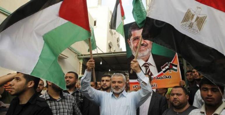 حماس والإخوان وجهان لعملة واحدة